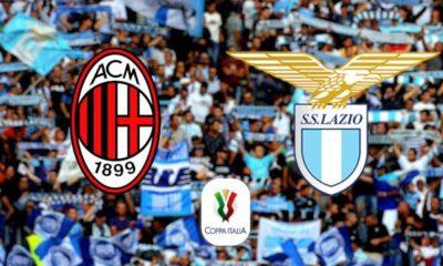 Milan-Lazio, 24 aprile 2019