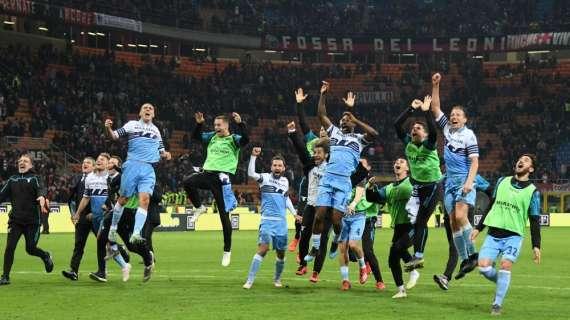 "Lazio, CdS: ""La decima finale: raggiunta la Juventus"""