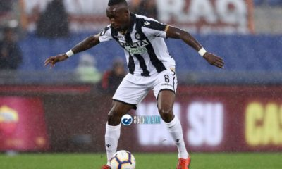 Udinese, Seko Fofana
