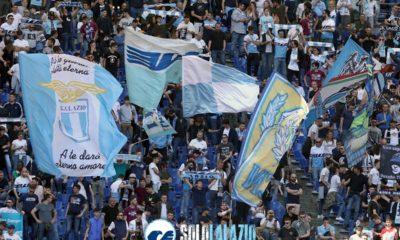 Lazio-Chievo, tifosi