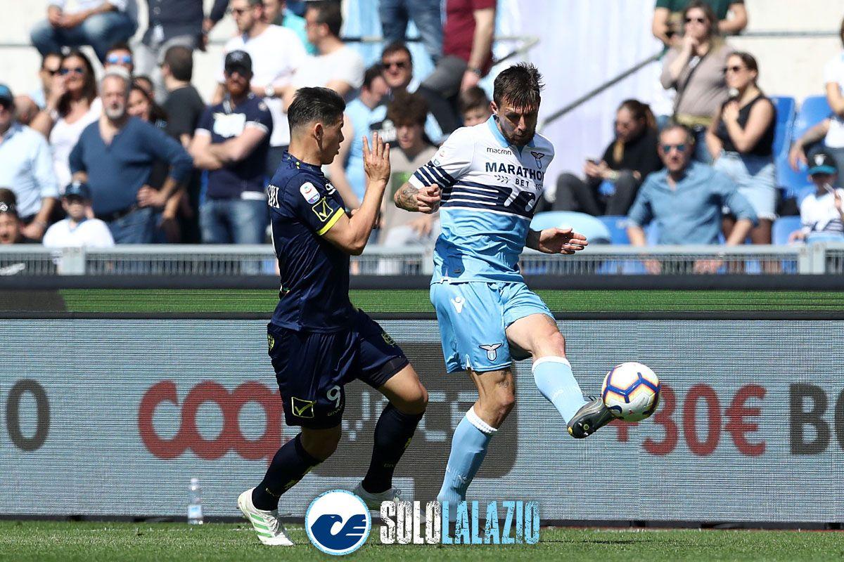 Lazio-Chievo, Francesco Acerbi
