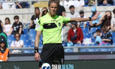 Lazio-Chievo, Daniele Chiffi