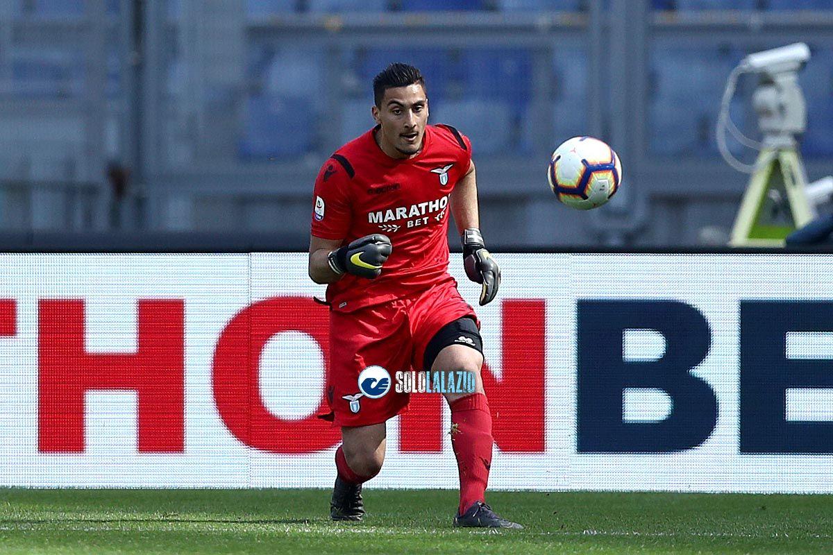 Strakosha nella top 10 dei portiere paratutto di Serie A