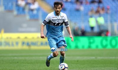 Cagliari-Lazio, Marco Parolo