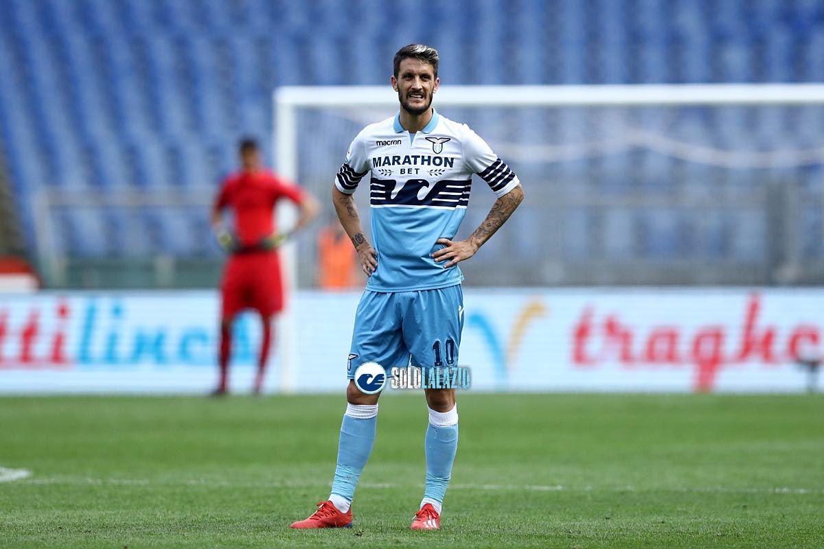 """Lazio, Magic Luis: """"Sono felice, ho dato tutto me stesso"""""""