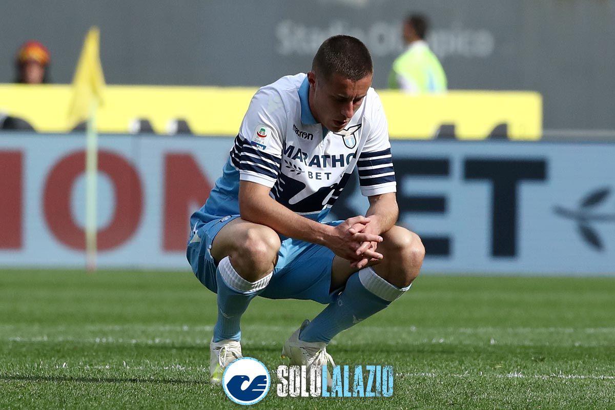 Lazio-Chievo, Adam Marusic