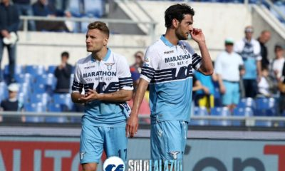 Lazio-Chievo, Ciro Immobile e Marco Parolo