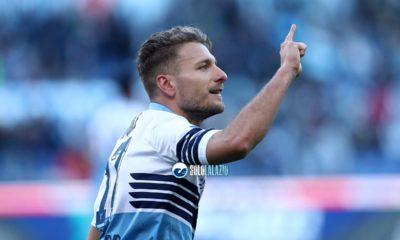 """Lazio, Corriere di Roma: """"Immobile alla ricerca del centesimo gol"""" (FOTO)"""