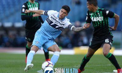 Lazio-Sassuolo, Joaquin Correa