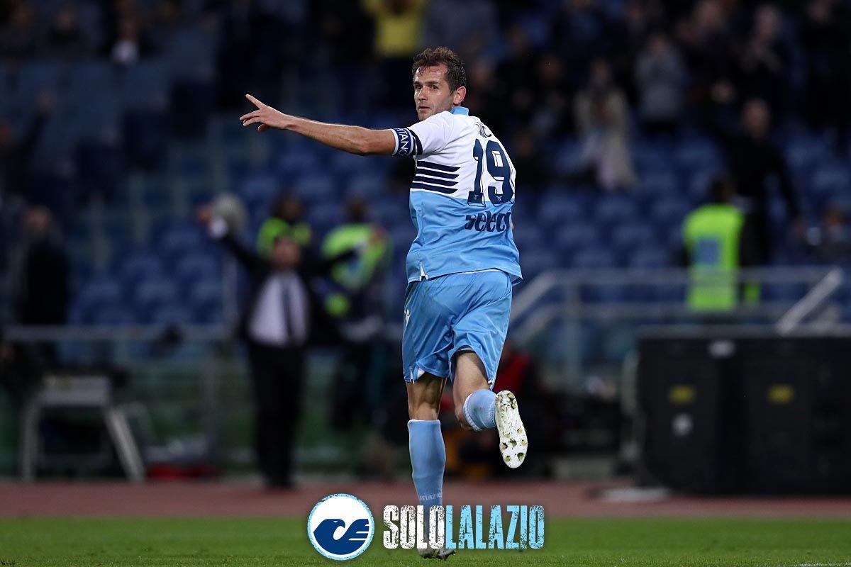 Lazio-Sassuolo, Senad Lulic