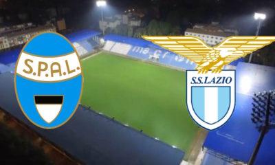 Spal-Lazio, 03-04-2019
