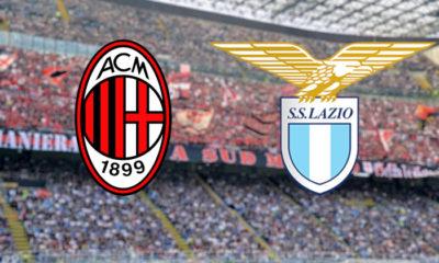 Milan-Lazio, nervi tesi e rissa nel finale della partita a San Siro
