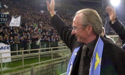 """Lazio, Eriksson: """"Inzaghi lavora seriamente, ora sono felice per lui"""""""