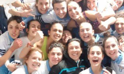 Lazio Women, ottima prestazione delle ragazze contro il F. Mozzecane