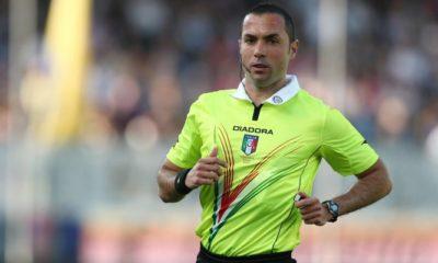 Lazio - Roma, ecco i nomi: arbitra Guida e alla Var Mazzoleni