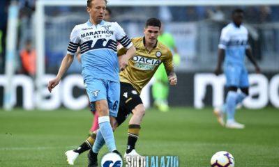 Lazio-Udinese, Lucas Leiva