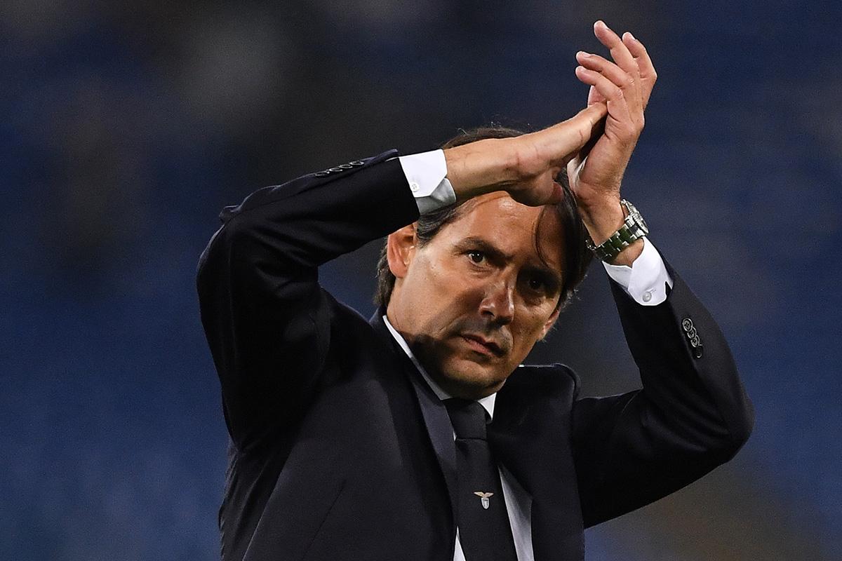 """Sampdoria-Lazio, Inzaghi: """"Ho la fortuna di avere ragazzi straordinari"""""""