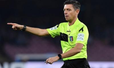 Milan-Lazio, Gianluca Rocchi