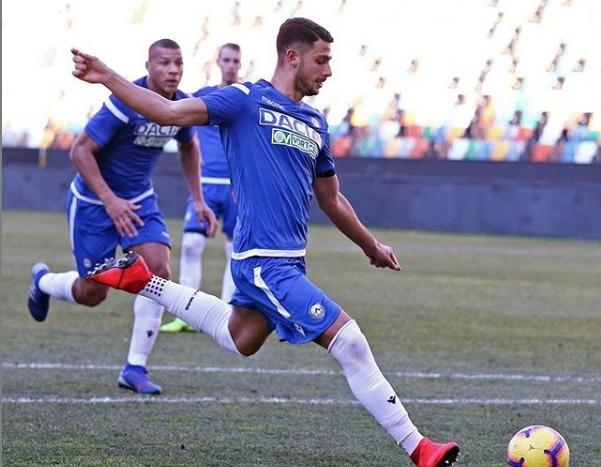 Lazio-Udinese, Rolando Mandragora