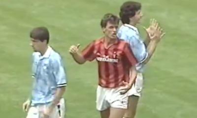 Milan-Lazio, 03/09/1989