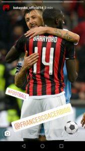 Milan-Lazio, l'ultimo atto (forse) fra Acerbi e Bakayoko