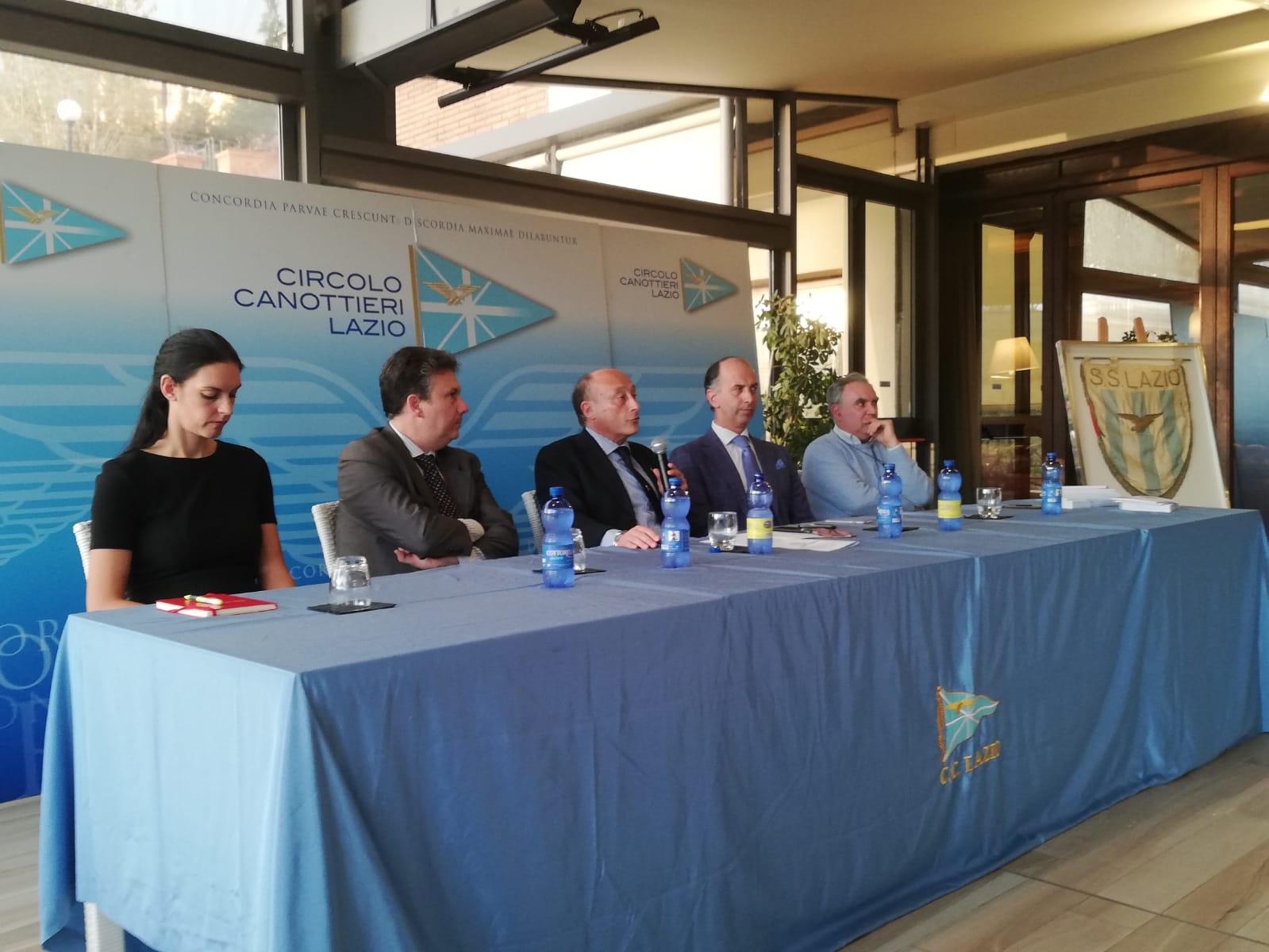 Polisportiva Lazio, in cantiere i progetti per il 120° compleanno della Lazio