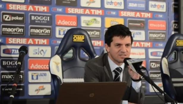 """Genoa - Lazio, Canigiani: """"Assistete alla partita senza badare ai colori"""""""
