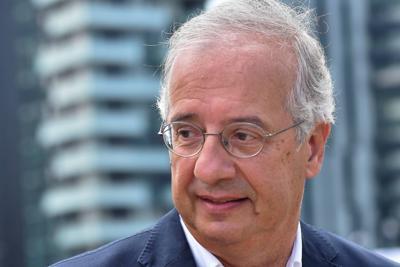 L'ex sindaco della capitale