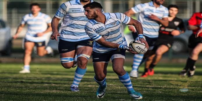 Lazio Rugby, Alessio Guardiano
