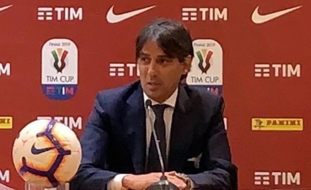 Finale Coppa Italia, Simone Inzaghi conferenza