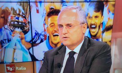 """Lotito sullo Stadio della Lazio: """"Ora mi sono occupato di abbellire Formello"""""""