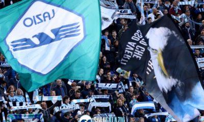 Lazio tifosi stadio