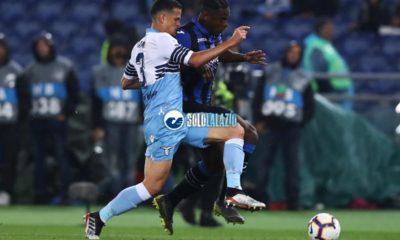 Lazio - Atalanta, Zapata out: i controlli confermano la lesione all'adduttore