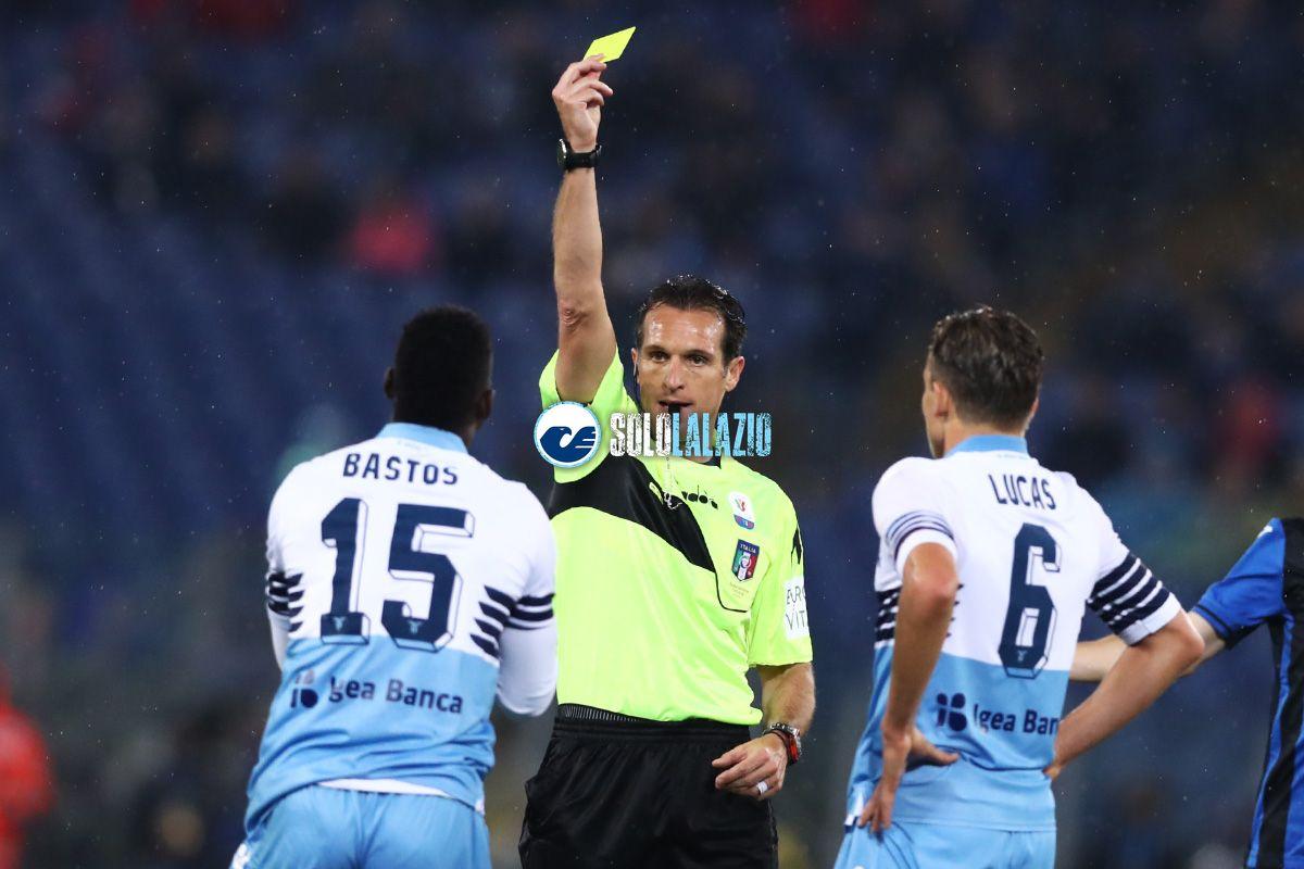 Bastos e Luca Banti