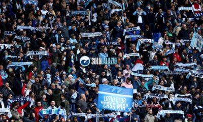 Lazio-Atalanta, tifosi