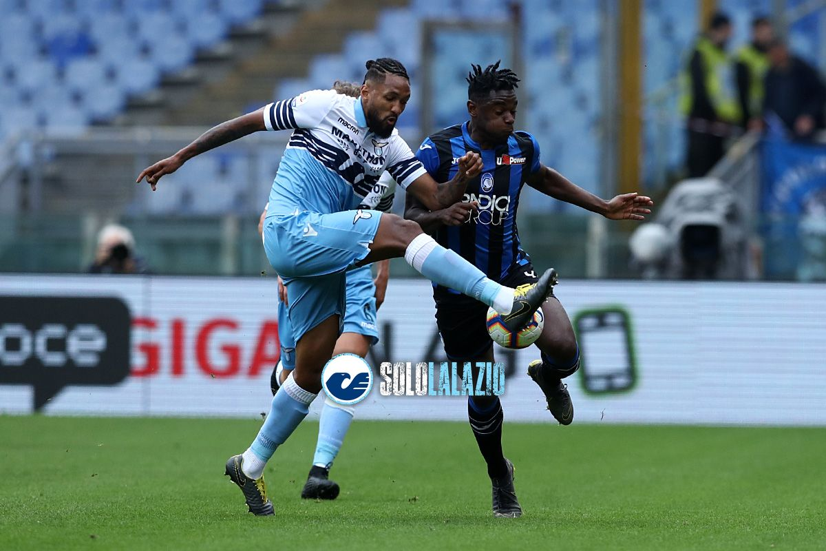 Lazio-Atalanta, Wallace e Duvan Zapata