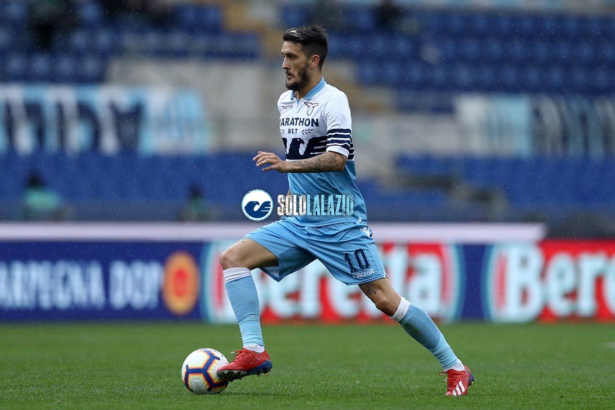 """Lazio, CdS edizione romana su Luis Alberto: """"Inzaghi mi adora"""""""