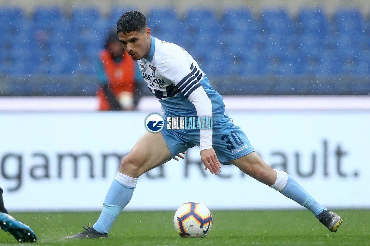 Lazio-Atalanta, Pedro Neto