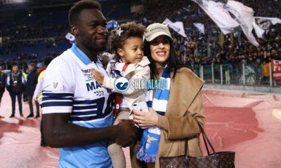 Felipe Caicedo premiazione Coppa Italia