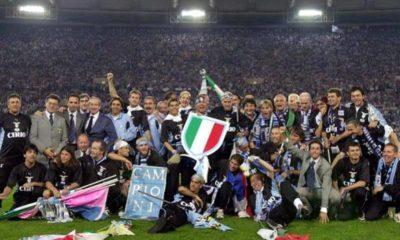 Lazio Campione d'Italia