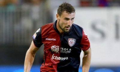 il centrocampista del Cagliari