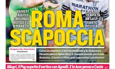 Rassegna stampa, Corriere dello Sport 6 maggio 2019