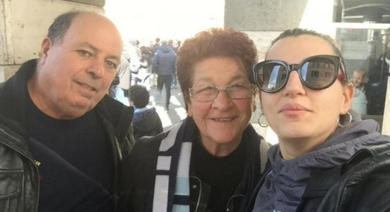 Lazio, il tifoso Armando