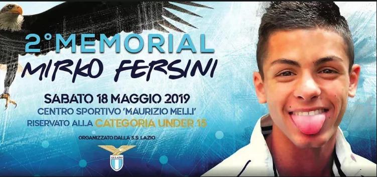 Lazio, 2° Memorial Mirko Fersini