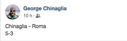 Post George Chinaglia