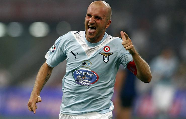 L'ex attaccante della Lazio