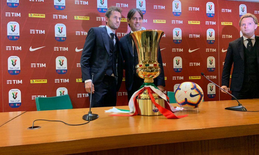 Finale Coppa Italia, Lulic e Inzaghi