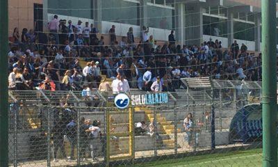 Lazio, la festa a Formello