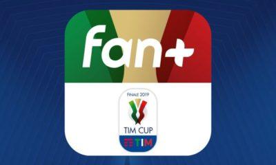 Finale Coppa Italia, l'app per i tifosi