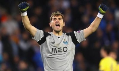 Casillas, il messaggio del portiere dopo lo spavento di ieri pomeriggio